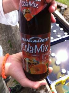 Ganz knapp am ersten Platz vorbei: Hubauer Cola Mix. Der Star auf der Alm. Foto (c) kinderoutdoor.de
