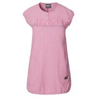 Outdoorkleidung für Kinder braucht auch einen UV Schutz: Der vom Buttercup Dress G beträgt 50+ Foto (c) jack wolfskin