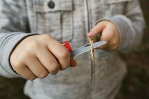 Eine Besonderheit hat das Leatherman Leap: Nachträglich lässt sich ein Messer anbringen.  Foto (c) leatherman