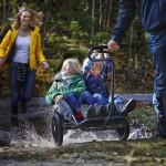 Geschwisterwagen für Outdoor Kids: YippieYo