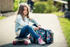 Schulrucksäcke helfen den Kindern Ordnung zu halten. So die Theorie. Foto (c) nitro bags