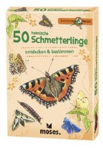 Expedition Natur hilft auch bei Wissenslücken weiter, wenn es um Schmetterlinge geht.  Foto (c) moses-verlag.de