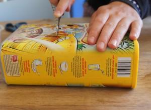 Beim Basteln mit KIndern dürft Ihr gerne auf die Phantasie der Kleinen vertrauen.  Foto (c) kinderoutdoor.de