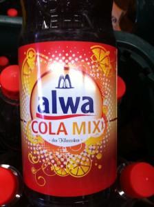 Cola Mix aus dem tiefen Süden: Alwa braut mit Wasser aus dem Naturpark Heuchelberg-Stromberg.  Foto (c) kinderoutdoor.de