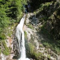 83 Meter tief rauschen die Wasserfälle bei Allerheiligen im Schwarzwald. Eine tolle Herbstwanderung für die Familie.  foto (c) kinderoutdoor.de
