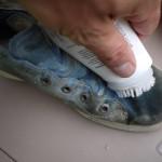 Wildlderschuhe pflegen: So bekommen Kinderschuhe wieder Farbe!