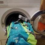 Rucksack reinigen: So wird der Rucksack wieder sauber