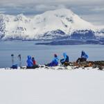 Haglöfs Winterjacken: Imprägnierte Daunen halten warm
