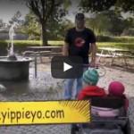 Yippieyo Kinderwagen im Test: Was kann der Schweizer Crossbuggy?