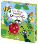 Mein kleiner bunter Marienkäfer für Kinder ab drei Jahre. Ein unterhaltsames Brettspiel, bei dem die Kinder lernen die Farben zuzuordnen.  Foto (c) moses-verlag.de