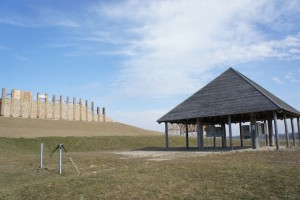 Schöner wohnen bei den Kelten. Dank Rekonstruktionen ist das Leben zur Keltenzeit am Keltenweg anschaulicher.  Foto (c) kinderoutdoor.de