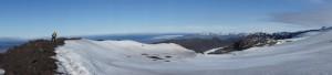 Auf dem Weg zum Hvannadalshnjukur, dem höchsten Berg Islands.  Foto (c) kinderoutdoor.de