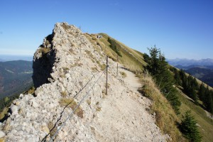 Woher das Hochgrat wohl seinen Namen hat? Es ist der höchste Berg der Nagelfluhkette im Allgäu. Foto (c) kinderoutdoor.de