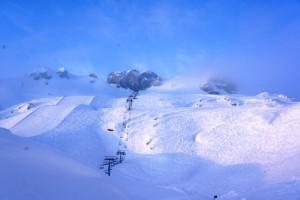 Sonne und wunderbarer Schnee. So ist Skifahren ein Wintermärchen. Doch was ist bei einem Skiunfall zu tun? Foto (c) kinderoutdoor.de
