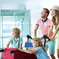 Alles eingepackt? Reisegepäck für Familien sind eine Klasse für sich!  Foto (c)