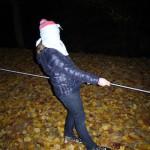 Nachtwanderung: Spiel Geisterpfad mit dem Gruseleffekt!