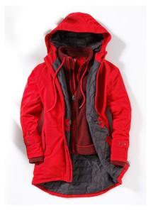 Ein Hingucker ist der Tatonka Irio W´s Parka für die kalte Jahreszeit.  Foto (c) tatonka.com