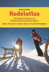 Der neue Rodelatlas von Stefan Herbke ist da: 75 Rodelbahnen für jeden Geschmack. Foto (c) Bergbild.info