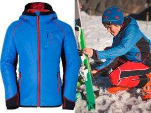Rauf mit dem Fell und ab auf den Berg! Vaude bietet erstmals eine Skibekleidung für Kinder an, die auf Skitouren gehen.  Foto (c) vaude.com