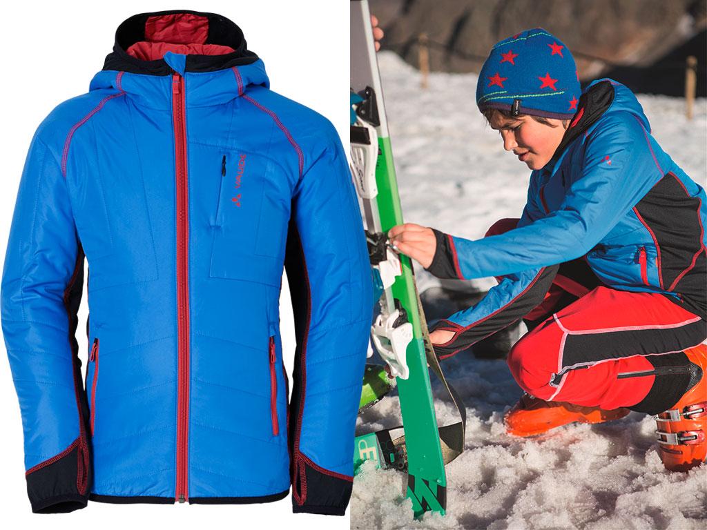 sports shoes fb56d 14e8f Skibekleidung für Kinder von Vaude: Die Kleinen touren hoch ...
