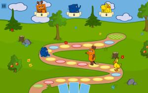 """Tolle Spiele erwarten Euch bei der Familien App """"Frag doch mal die Maus"""" Foto (c) Application Systems Heidelberg Software GmbH"""