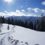 Winter in der Steiermark: Wandern, Schneeschuhe und rodeln