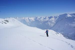 Wichtig ist es, den richtigen Schneeschuh zum Einsatzzweck zu finden.  Foto (c) kinderoutdoor.de