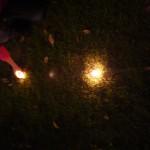 Kinder Mikro Abenteuer nachts