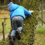 Die Superfit Kinderschuhe Heel mit Gore Tex mussten ihre Nehmerqualitäten im Wildpark Eekholt beweisen.   Foto (c) kinderoutdoor.de