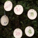 Weihnachtsdeko mit Kindern basteln: Tolle Anhänger für den Christbaum