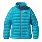 Daunenjacke von Patagonia: Girl´s Down Sweater und der Winter kann kommen