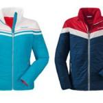 Schöffel Skibekleidung für Mama und Papa: Farbiges für Pistenfüchse