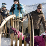 Winter im Karwendel: Paradies für Outdoor Kids