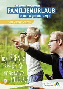 Jugendherbergen: Der neue Katalog für 2016 ist da! foto (c) Jugendherbergsverband