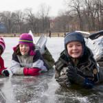 Schlittschuhlaufen: Vier ungewöhnliche Eisbahnen!