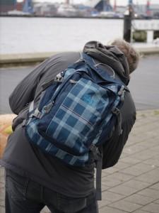 Jack Wolfskin Berkeley S unter den Weihnachtsbaum und der / die Beschenkte hat viele Jahre Freude an diesem Rucksack. Foto (c) kinderoutdoor.de