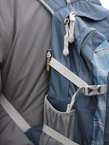 Seit 15 Jahren bewährt: Das Snuggle Up Tragesystem von Jack Wolfskin. Foto (c) kinderoutdoor.de