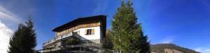 Die Selbstversorgerhütte am Sudelfeld vom DAV ist das ganze Jahr über ein Erlebnis. Die Kelheimer Hütte ist perfekt für Tageswanderungen. Foto (c) hw