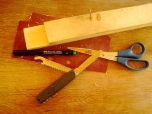 Schnitzanleitung für Kinder: Wir schnitzen einen Steinbock mit dem Taschenmesser. Foto (c) kinderoutdoor.de
