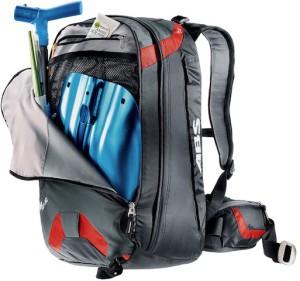 Deuter on Top ABS 30: Der Rucksack mit dem Airbag ist da! Foto (c) Deuter