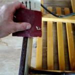 Holzschlitten pflegen: Geheimnisse der schnellen Kufen!