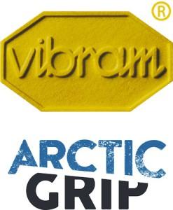 Die Noppen von Vibram Arctic Gripo verfärben sich bei Frost. Foto (c) vibram