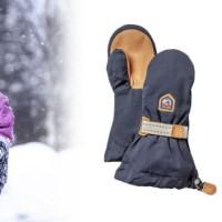 Kinderhandschuhe von Hestra stehen für hohe handwerkliche Qualität.   Foto (c) hestra