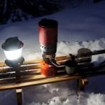 Outdoor Kocher im Test: Was kann der MSR Windburner?