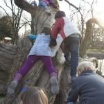 Aufgaben für die Schnitzeljagd am Kindergeburtstag: Robinson Crusoe