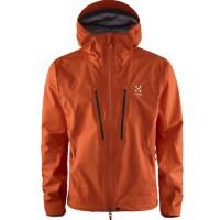 Haglöfs Mountain Ultimate. Das absolute Spitzenmodell ist das Herakles Jacket mit dreilagigem Gore-Tex Material.  Foto (c) haglöfs