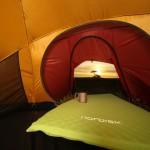 Neue Ismoatten und Schlafsäcke von Nordisk