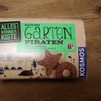 Die Allekönnerkiste von Kosmos: Wir haben die Gartenpiraten Version ausprobiert.   Foto (c) kinderoutdoor.de