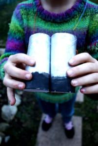 Fertig ist unser Fernglas! Foto (c) kinderoutdoor.de