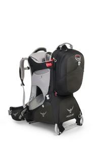 Eine Kindertrage mit abnehmebaren Taghesrucksack ist die Osprey Poco Premium. foto (c) osprey